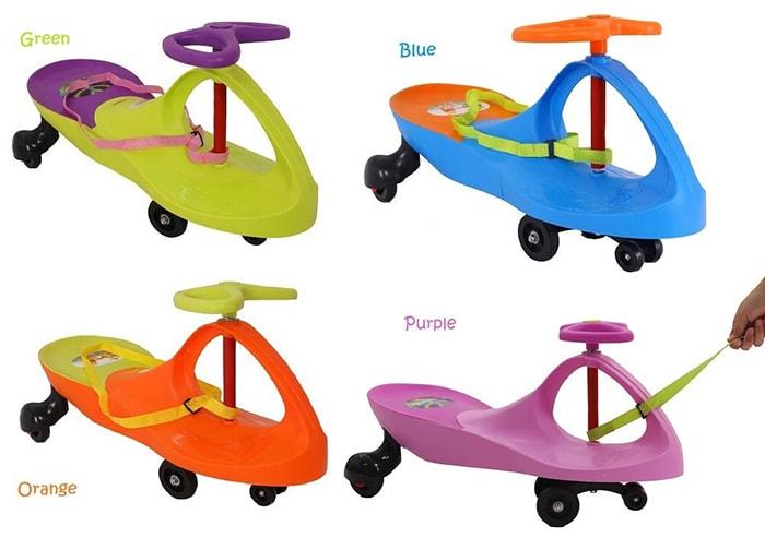 Những sai lầm khi mua xe lắc cho bé từ 1 đến 4 tuổi 2