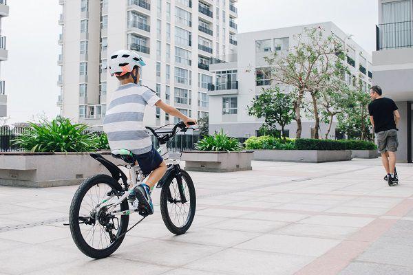Chọn xe đạp trẻ em như thế nào