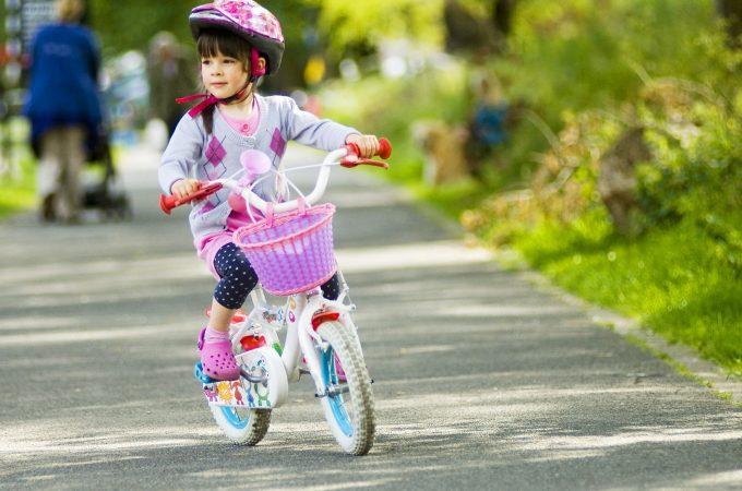 Chọn xe đạp trẻ em như thế nào cho các bé?