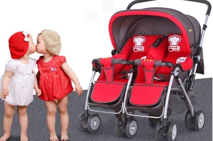 Có nên mua xe đẩy cho bé không?