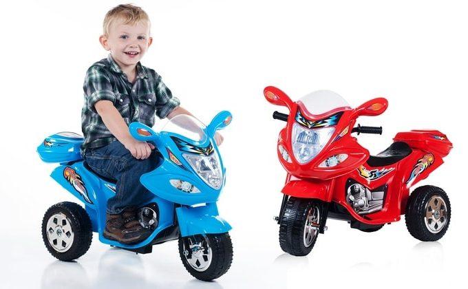 Lợi ích của xe moto điện trẻ em và cách chơi an toàn