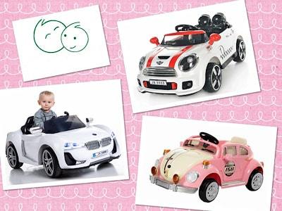 Lời khuyên khi chọn mua xe điện cho bé