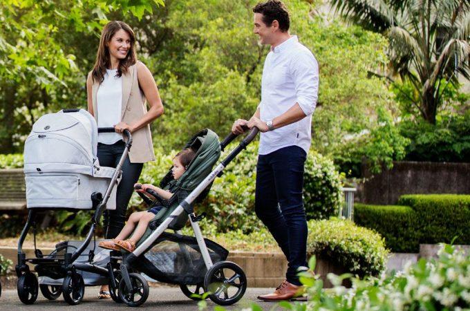 Kinh nghiệm mua xe đẩy trẻ em | Xe đẩy nào tốt?
