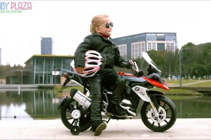 Top 5 mẫu xe moto địa hình cho bé giá rẻ hiện nay