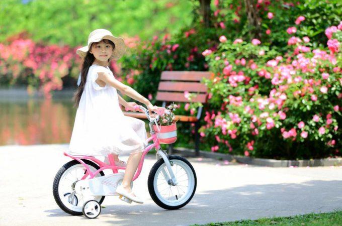 Các mẫu xe đạp cho bé gái từ 3 – 9 tuổi
