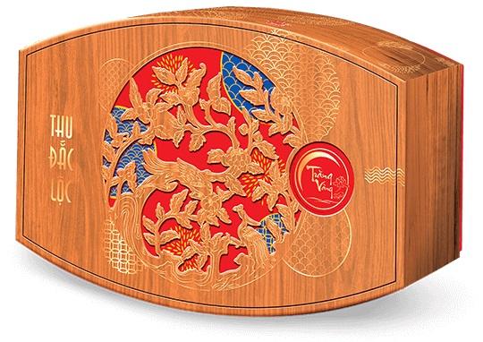 Mẫu hộp bánh Đắc Lộc Kinh Đô
