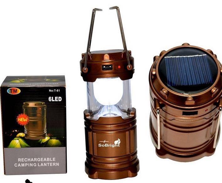 Đèn năng lượng mặt trời 3 in 1