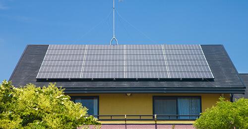 Năng lượng mặt trời cho hộ gia đình
