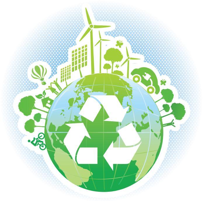 Là dạng năng lượng tái tạo không gây ô nhiễm môi trường