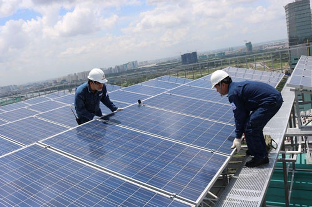 Ví trí đặt lý tưởng cho những tấm pin mặt trời