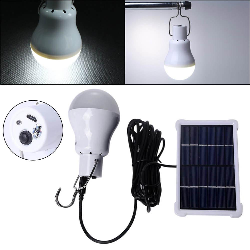Bóng đèn năng lượng sạch