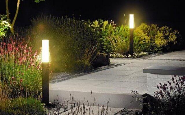 đèn trang trí sân vườn cao cấp