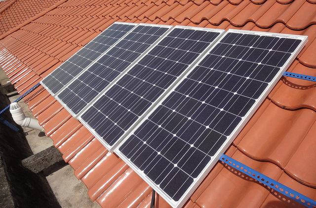 hệ thống năng lượng mặt trời hòa lưới