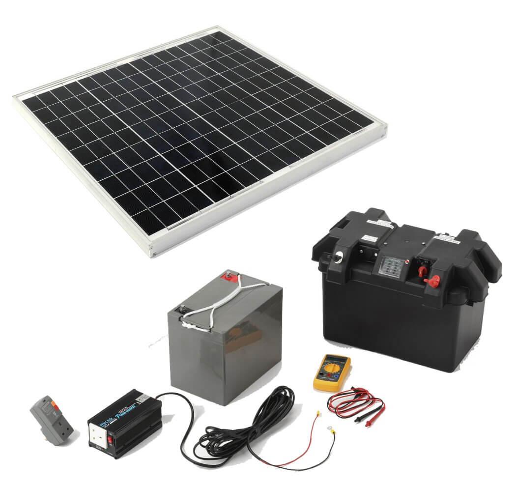 pin năng lượng mặt trời là gì?