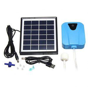 máy bơm nước cho tiểu cảnh năng lượng mặt trời