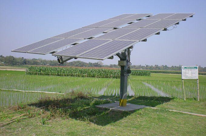 Tổng quan về bơm nước mặt trời?